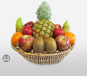 Fruit Basket-Fruit,Basket