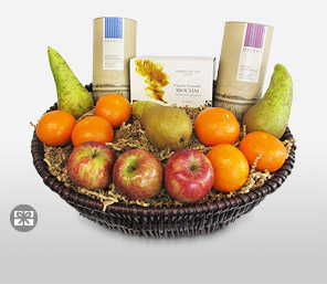 Thinking Of You Basket-Fruit,Gourmet,Basket,Hamper