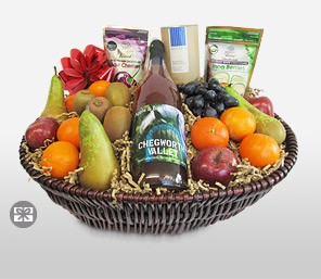 Fruit Grandeur-Fruit,Gourmet,Basket
