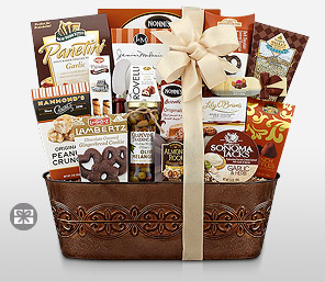 Big Birthday Surprise-Chocolate,Gourmet,Hamper
