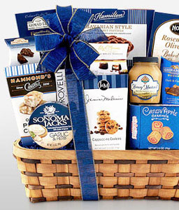 Celebrations Galore-Chocolate,Gourmet,Hamper