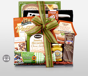 New Year Favorites-Gourmet,Hamper