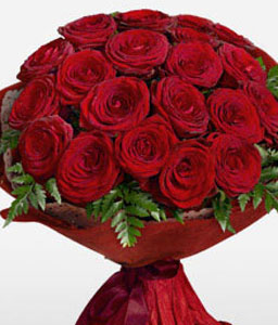 Love Spell-Red,Rose,Bouquet