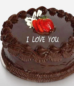 Choco Cake-Chocolate,Cakes,Sweets,Gifts