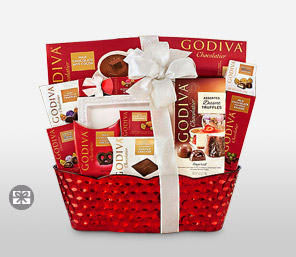 Chocolate Indulgence-Chocolate,Hamper