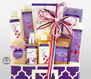 Love Basket-Spa,Hamper