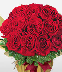 Timeless Love <Br><Font Color=Red>Sale $50 Off - One Dozen Roses </Font>