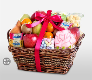 Fruit And Sweets Hamper