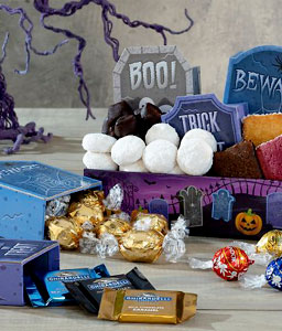 Trick or Treat - Halloween Sweets