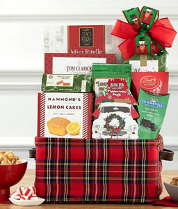 Gourmet Holiday Hamper