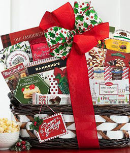 Christmas Greetings Gift Hamper