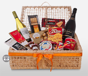 Make Merry-Chilean white wine Estación, Parmesan chips Bon Gouter, Crackers Kalassi,