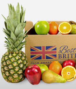 British Fresh Fruits