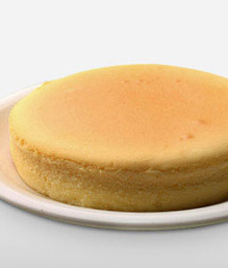 1 Pound Cheese Cake
