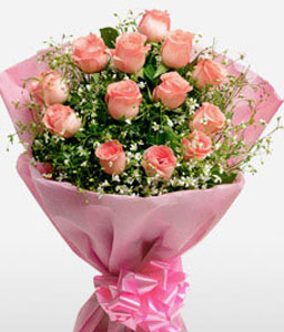 Love Pink Roses
