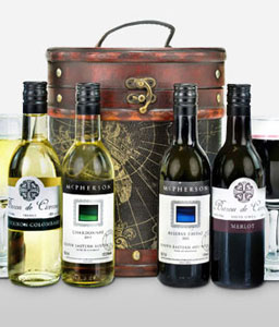 International Wine Set