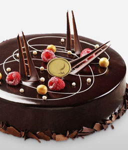 Sizzling Chocolate Cake -21oz/600g