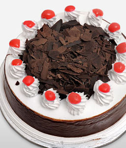Black Forest Gateau - 4lbs/2kg