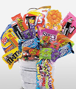 Sweet Tooth-Gourmet,Basket,Hamper