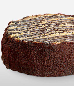 Chocolate Cake 21oz/600g
