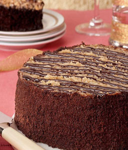German Chocolate Cake - 35oz/1kg