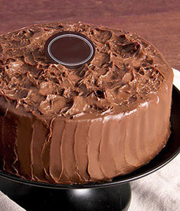 Rich Valrhona Chocolate Cake - - 17.6oz/500g