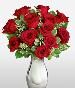 Finest Red Roses