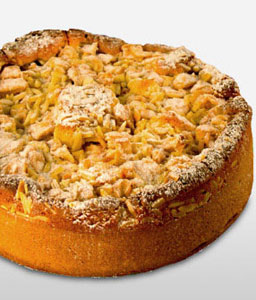 Apple Cake - Large 70oz/2kg