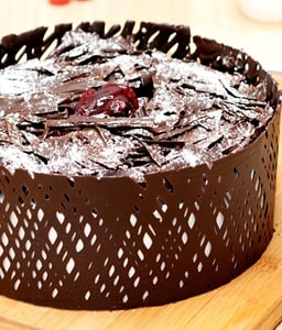 Delicious Black Forest Cake - 17.6oz/0.5kg