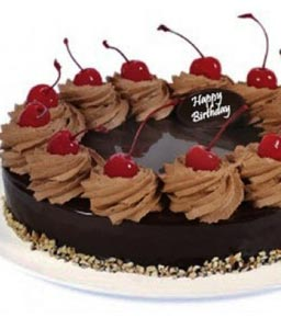 Double Chocolate Cake - 61.7oz/1.75kg