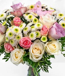 Rose Medley Bouquet