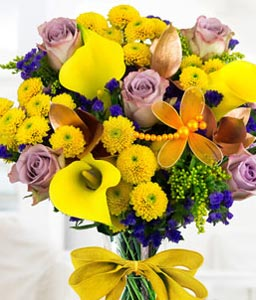 Bright Celebration Bouquet