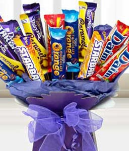 Chocolate Galore Bouquet