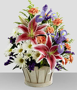 Dazzling Mothers Day Flowers