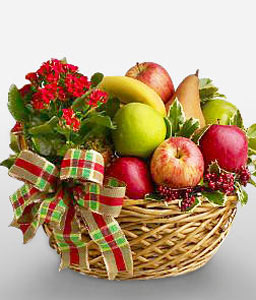 Mixed Fruit Basket
