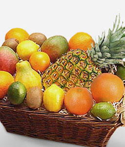 Natures Ecstasy-Fruit,Basket,Hamper