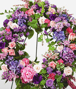 Sweet Memories Wreath-Wreath,Sympathy
