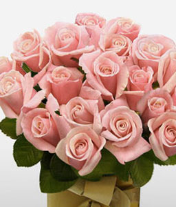 Pink Majesty-Pink,Rose,Bouquet