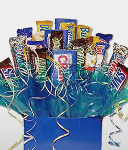 Chocoholic Gift Hamper-Chocolate,Hamper