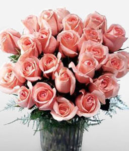 Imperial Passion-Pink,Rose,Arrangement