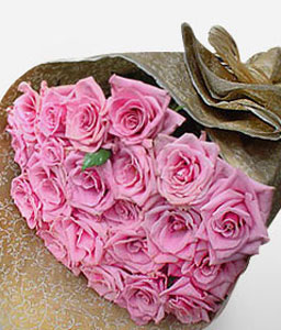 Divas Indulgence-Pink,Rose,Arrangement