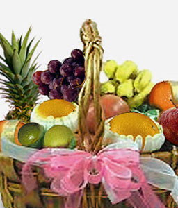 Fruits Hamper-Fruit,Basket,Hamper