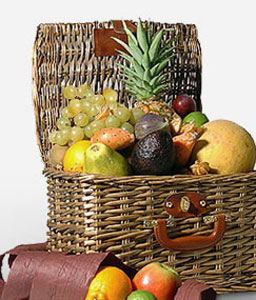 Fruit Loops-Fruit,Gourmet,Basket,Hamper