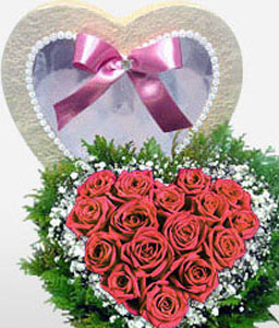 Sweetheart-Red,Rose,Arrangement