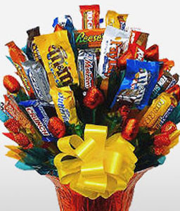 Chocolate Gift Hamper-Chocolate,Gourmet,Hamper