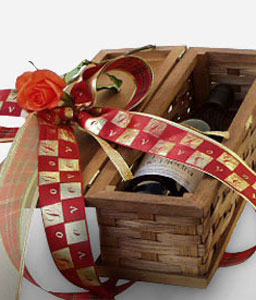 Wine N Wishes-Wine,Hamper