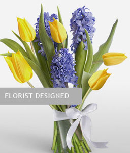 Graceful One - Florist Design Bouquet-Mixed,Mixed Flower,Bouquet