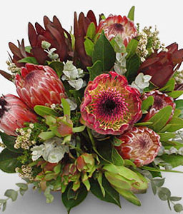 Australiana-Mixed,Mixed Flower,Bouquet