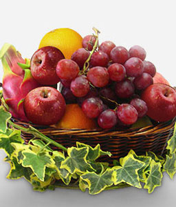 Fruitti Delight-Fruit,Basket