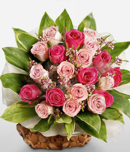 Pink-A-Boo-Pink,Rose,Bouquet